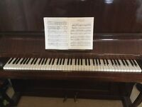 Piano - Old english