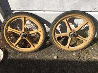 Original pair of Skyway tuff wheel 2