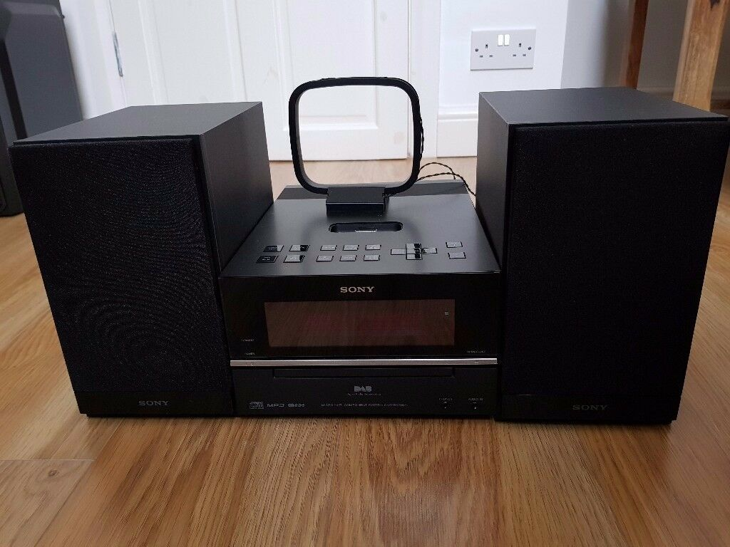 SONY CMT-BX70DBi Micro Hi-Fi, Ipod dock, CD, DAB, AM, FM