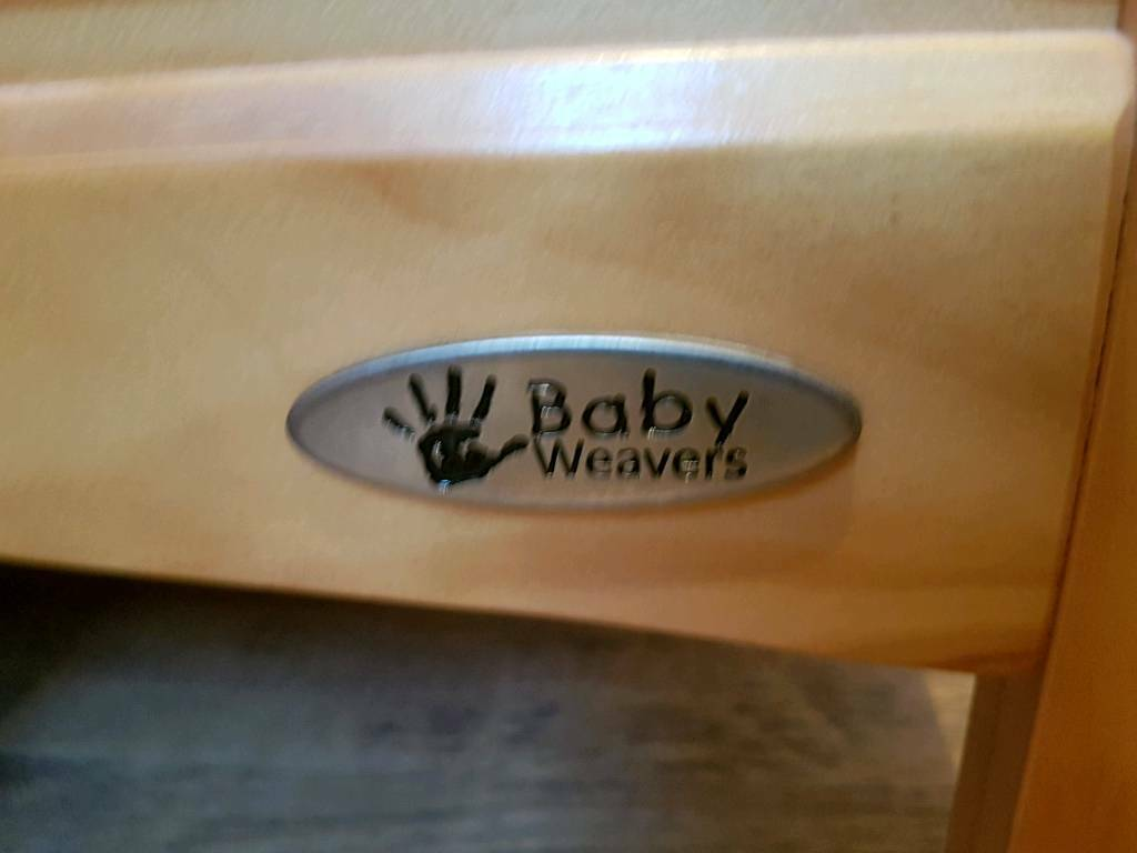 Baby weavers COT BED