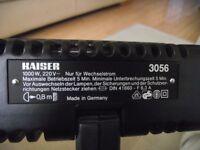 KAISER 3056 1000 WATT VIDEO CAMERA LIGHT
