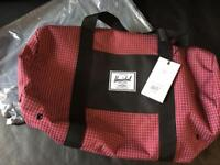 Herschel Sutton Duffle Bag - NEW UNUSED