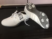 Adidas Ladies Golf Shoes Size 6 Brand new with label