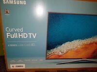 Samsung 40'' Curved Full HD TV