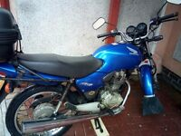 CG125 Honda .Brazilian made. LEARNER LEGAL VERY GOOD CONDITION MOT UNTIL 06/18