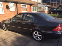 MERCEDES BENZ C270 2005 FOR SALE!! PRICE 1700 POUNDS