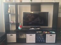 Moving sale - Ikea Lappland TV stand - Excellent condition - £80 (bought £125)