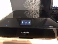 Canon PIXMA MG6350 All In One Colour Printer Print Copy Scan Wi Fi and Airprint