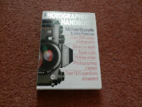 Photographer's Handbook By Michael Busselle & John Freeman
