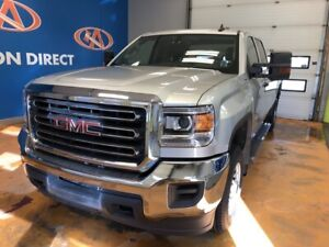 2017 GMC Sierra 2500HD 4x4/ CREW/ 14,500 LBS TOWING/  BACK-UP...
