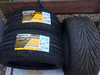 NEW 225/40 R18 tyres 225 40 R18