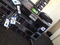 Bulk clearance Hp servers and I.T equipment Huge Sale dl360 g7 dl380 g6 may swap car van