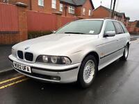 BMW 520i Auto Estate Automatic. Spares or Repair.