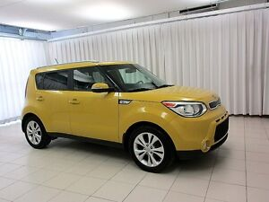 2014 Kia Soul EX GDI 5DR HATCH w/ BACKUP CAM. HEATED SEATS, BLUE