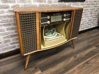 Circa 1960 Decca Stereogram SRG500