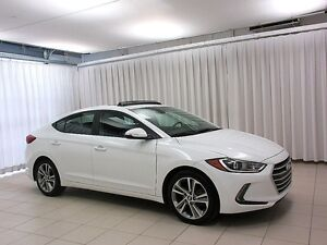 2017 Hyundai Elantra PRICE REDUCED!! SEDAN w/ HEATED SEATS, SUNR