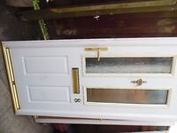 composite front door £25