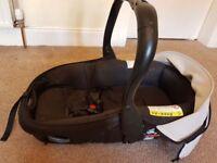 Lay flat jane matrix car seat 0 -13kg also rear faces