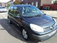 Renault Scenic 1.5 DCI swap mg zt cdti or WHY