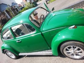 1972 VW BEETLE (VERY CLEAN)