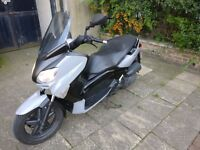 Yamaha X-max 125 2012, great conditions, MOT until March 2018