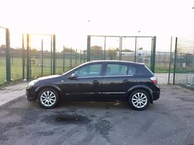 Vauxhall Astra 2005 1.6 Design - Black, NEW MOT, Full History, Hpi Clear