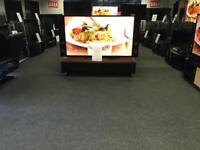 "Brand New 65"" SAMSUNG UE65JU7000 7 SERIES 3D 4K ULTRA HD SMART LED WITH 12 Months Guarantee"