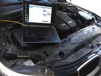BMW and MINI diagnostic specialist Essex coding and programming. Vehicle maintenance and repairs
