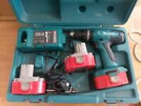 Makita 18v battery gun