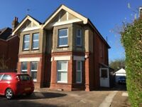 4 Bed House in Bournemouth (Organised as 2 Flats). Walking distance to JP Morgan & town centre
