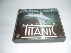 "Douglas Adams' ""Starship Titanic"" PC-ROM"