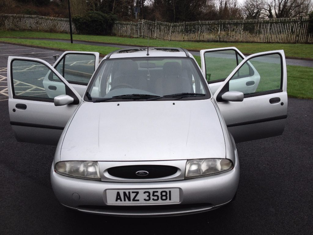 1998 silver ford fiesta lx zetec 1242cc petrol in lisburn county antrim gumtree. Black Bedroom Furniture Sets. Home Design Ideas