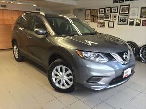 2014 Nissan Rogue S 1 OWNER LOCAL TRADE!!!!