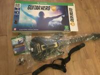 Xbox One Guitar Hero Live game