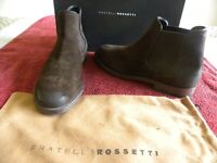 Fratelli Rossetti, azir strong T. moro high ankle shoes. Size 5 EU