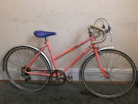 RACING BIKE - FOR A FEMALE (RALEIGH CHLOE)