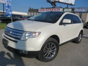 2008 Ford Edge Limited,NAV,sunroof,leather,AWD