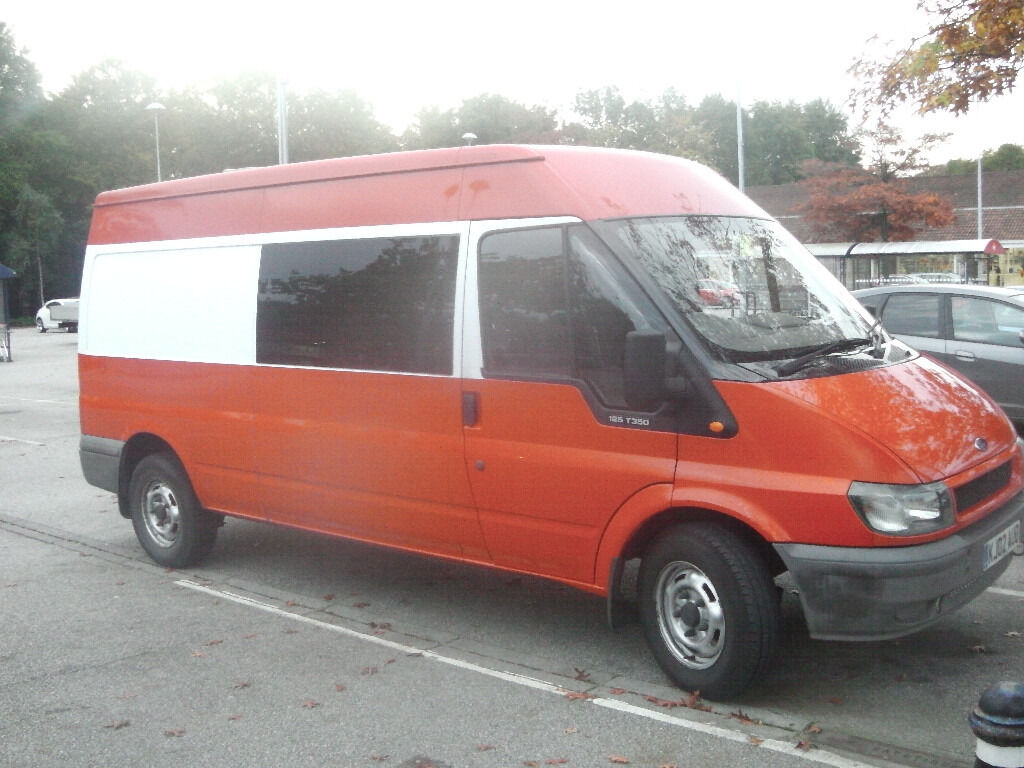 CAMPER/VAN NEW TYRES MOT JULY BEEN USED AS EVERYDAY RIDE TO WORK FOR LAST 3 YEARS 100% RELIABLE.