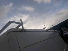 Transit van roof bars