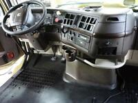 Truck cabin interior cleaning shampoo and steam cleaning