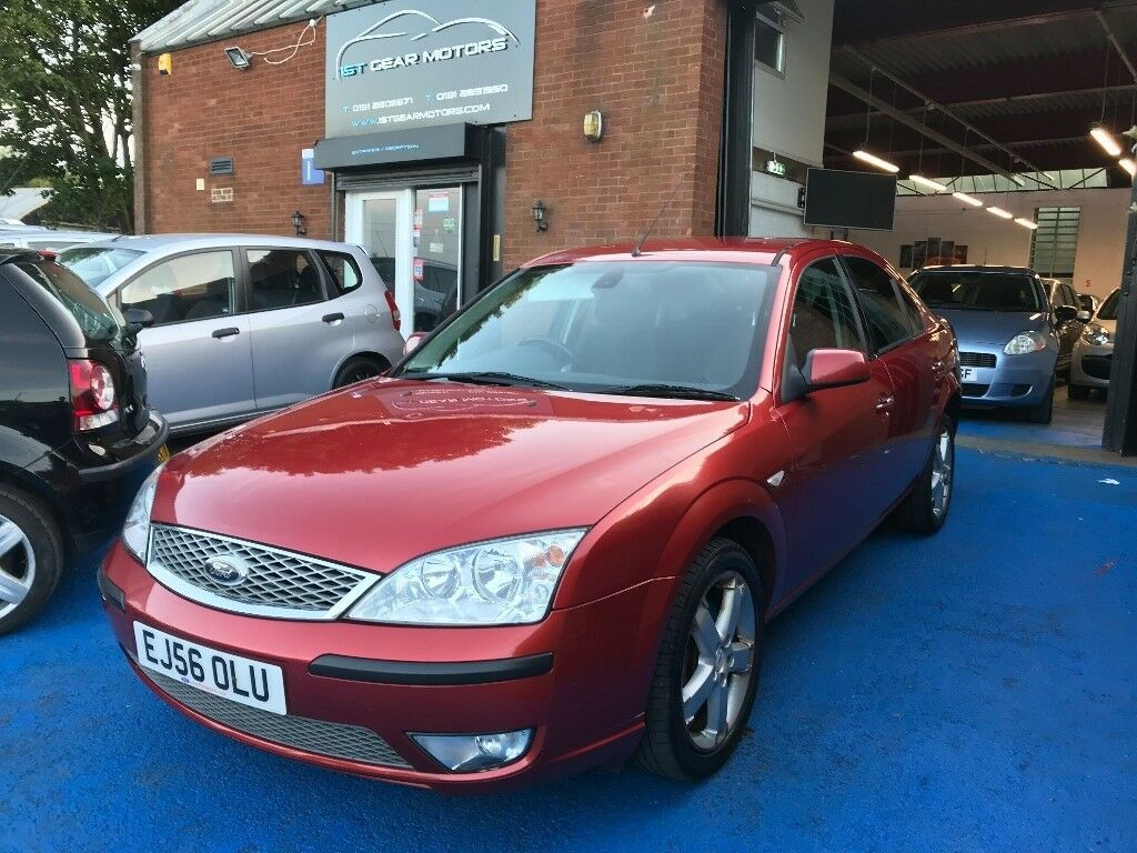 FORD MONDEO 2.0TDCI TITANIUM, 2006, 88839 MILES, SERVICE HISTORY, 1 OWNER.