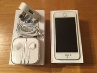 Brand new Apple iPhone 5S - never used - unwanted gift