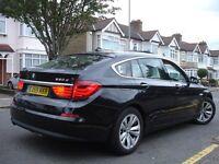 /// BMW 530D GRAN TURISMO GT SE 59 PLATE /// AUTOMATIC DIESEL /// BLACK /// SAT NAV LEATHERS /