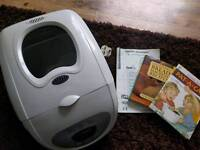 Fastbake Breadmaker & Books