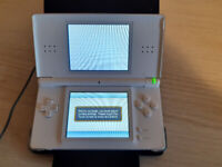 Nintendo DS Lite, 13 games and accessories