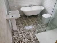Kitchen and Bathroom fitter Handyman Tiler