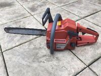 "Husqvarna 40 Petrol Chainsaw 14"" Bar ( Garden Tools )"