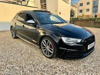 Audi S3. AUTO. *HI SPEC* 6 MONTHS FREE WARRANTY.