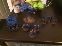 Pro painted space marines