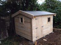 heavy duty garden sheds